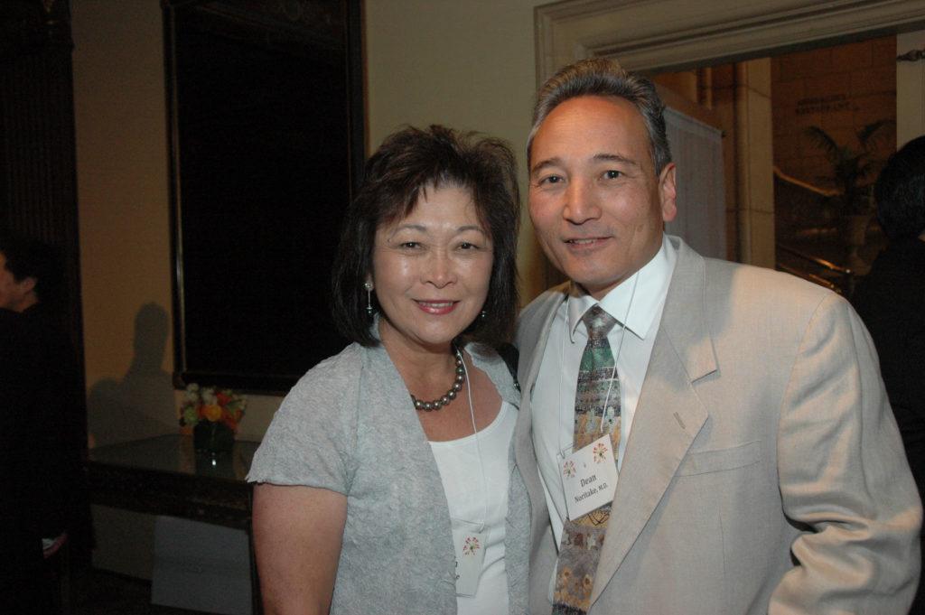 Lynn Noritake and Dean Noritake, M.D.
